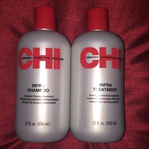 Brand new chi hair care